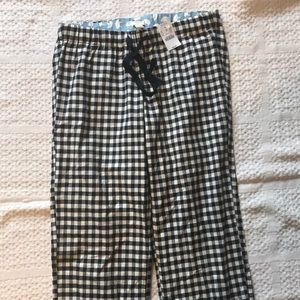 J Crew women's pajama bottoms